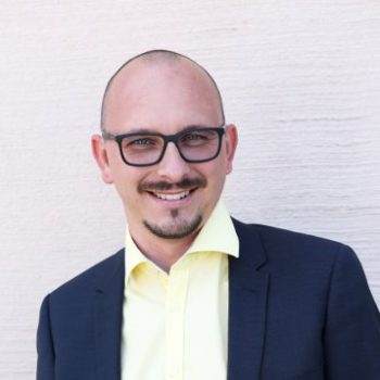 Geschäftsführer David Michalk