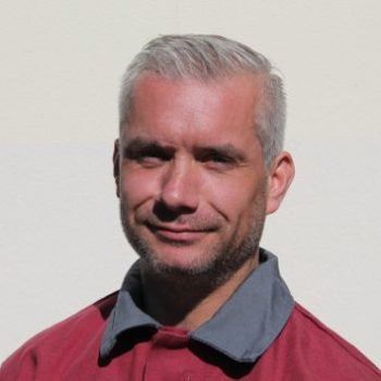Sebastian Neumann, zuständig für Fertigung und Qualität